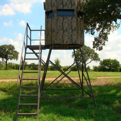MB Ranch King Deer Blind