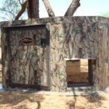 MB Ranch King Inground Deer Blind
