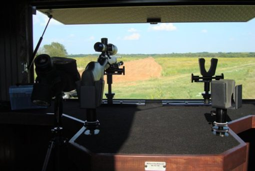 Shooting From Range Bandit Shooting House