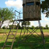 MB Ranch King North Texas Deer Blind