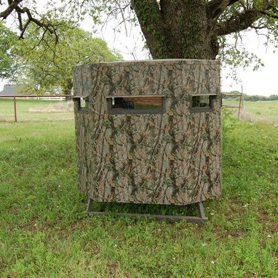 scout deer blind