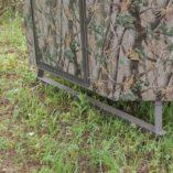 deer blind skid