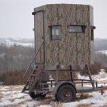 MB Ranch King Elevated Deer Blind
