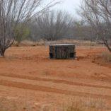 Inground Deer Blind North Texas