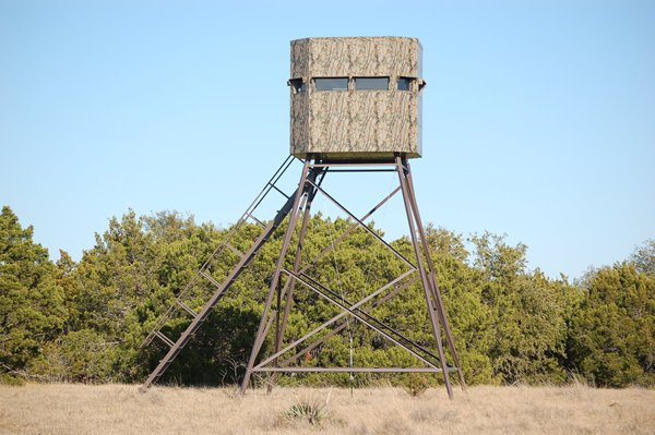 Insulated North Texas Deer Blind North Texas Deer Blinds