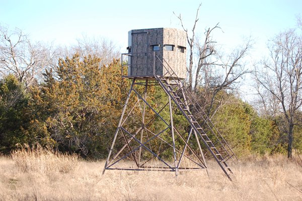 Insulated Deer Blinds 6 By 10 Deer Blind North Texas