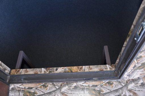 In ground Deer Blind Opening Detail