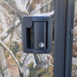 MB Ranch King North Texas Deer Blind Door Handle