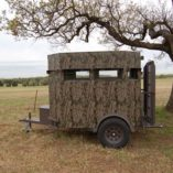 MB Ranch King Wheelchair Accessible Deer Blind
