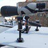Range Bandit Shooting Bench Field Scope