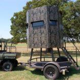 North Texas Deer Blind