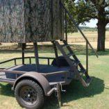 North Texas Elevated Deer Blind