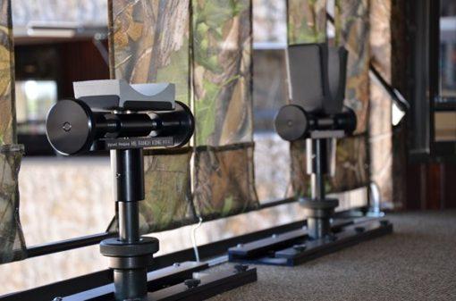 Range Bandit Shooting House gun rack