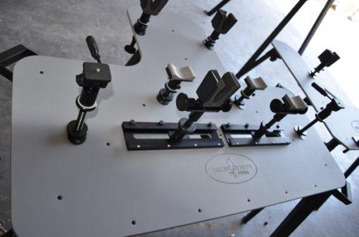 Double Range Bandit Shooting Bench Adjustment