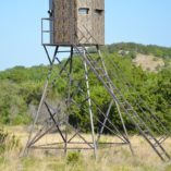 Insulated North Texas Deer Blind MB Ranch King