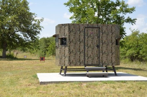 Range Bandit Shooting House