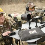 Hunters Shooting From Range Bandit Shooting Bench