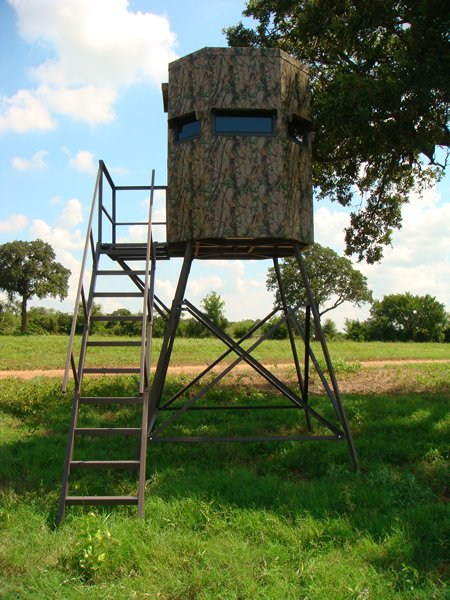 Economy Deer Blinds 6 By 6 Deer Blind North Texas