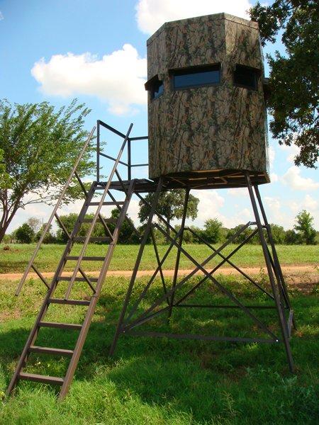 Economy Deer Blinds 6 By 6 Deer Blind North Texas