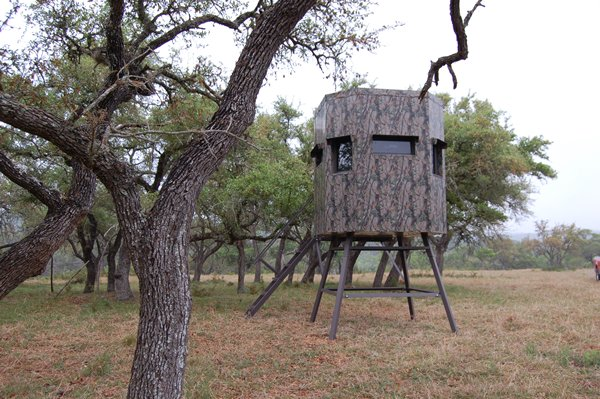 Insulated Deer Blinds 8 By 8 Deer Blind North Texas